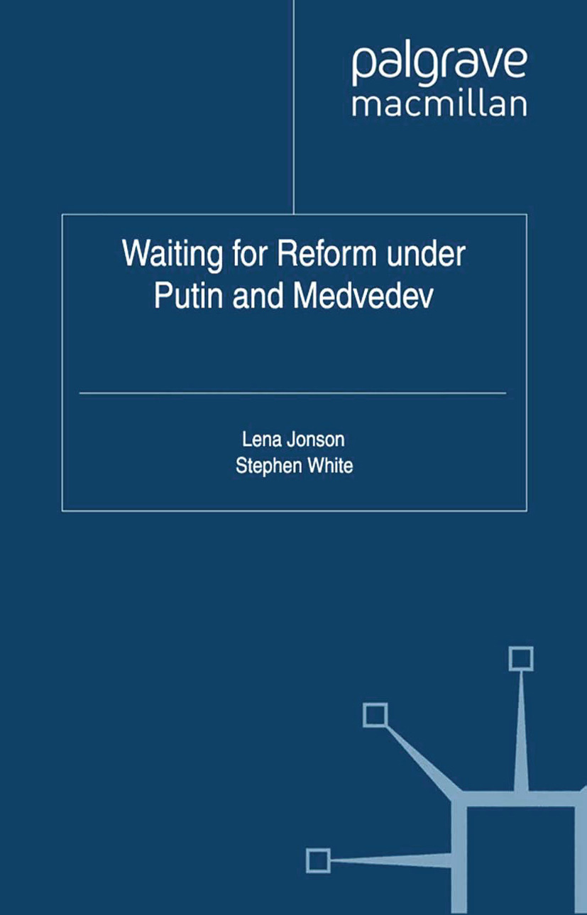 Jonson, Lena - Waiting for Reform under Putin and Medvedev, ebook