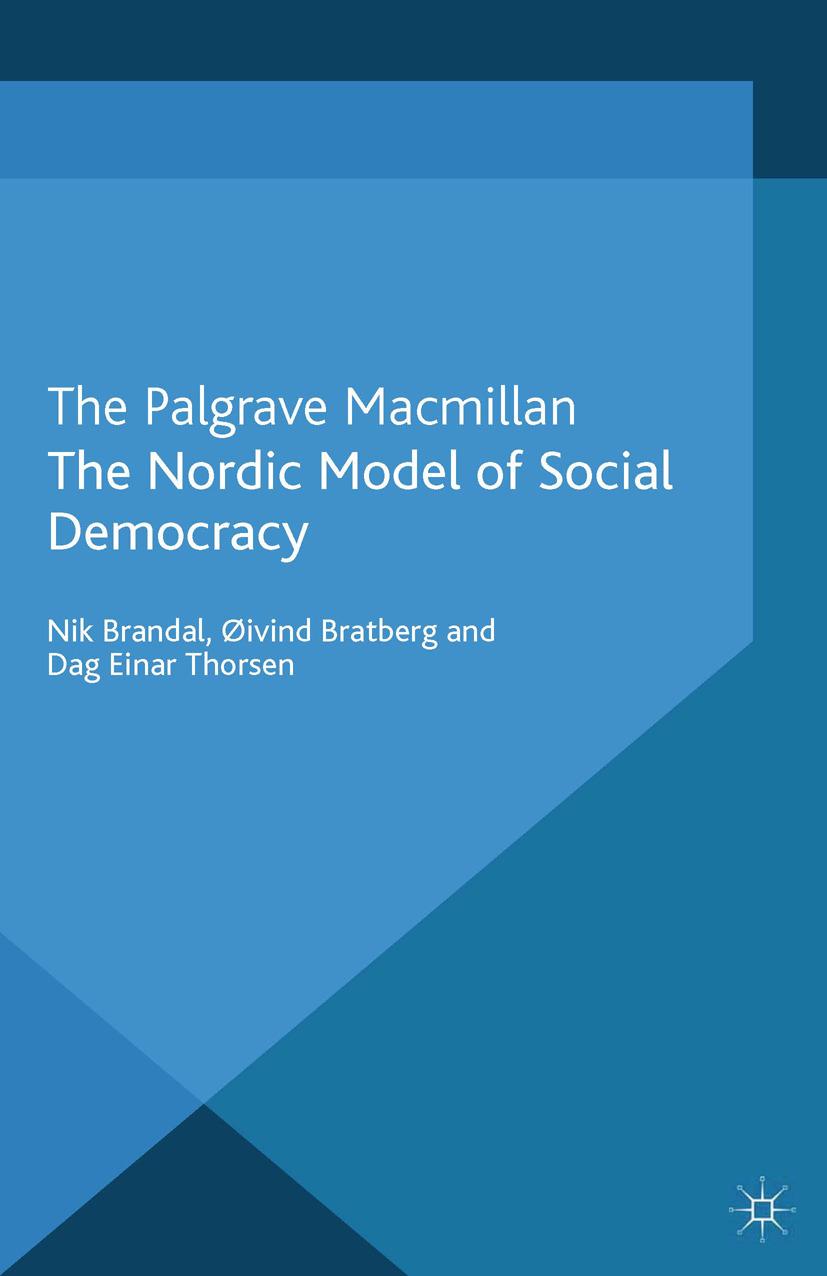 Brandal, Nik - The Nordic Model of Social Democracy, ebook