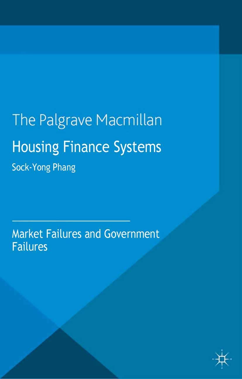 Phang, Sock-Yong - Housing Finance Systems, ebook