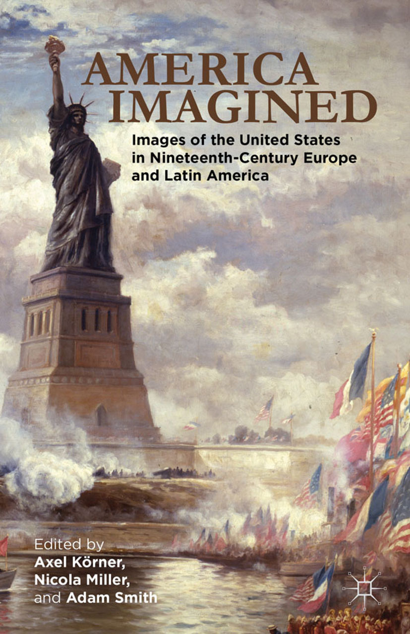 Körner, Axel - America Imagined, ebook
