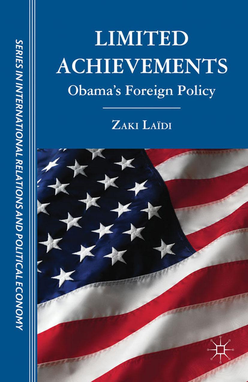 Laïdi, Zaki - Limited Achievements, ebook