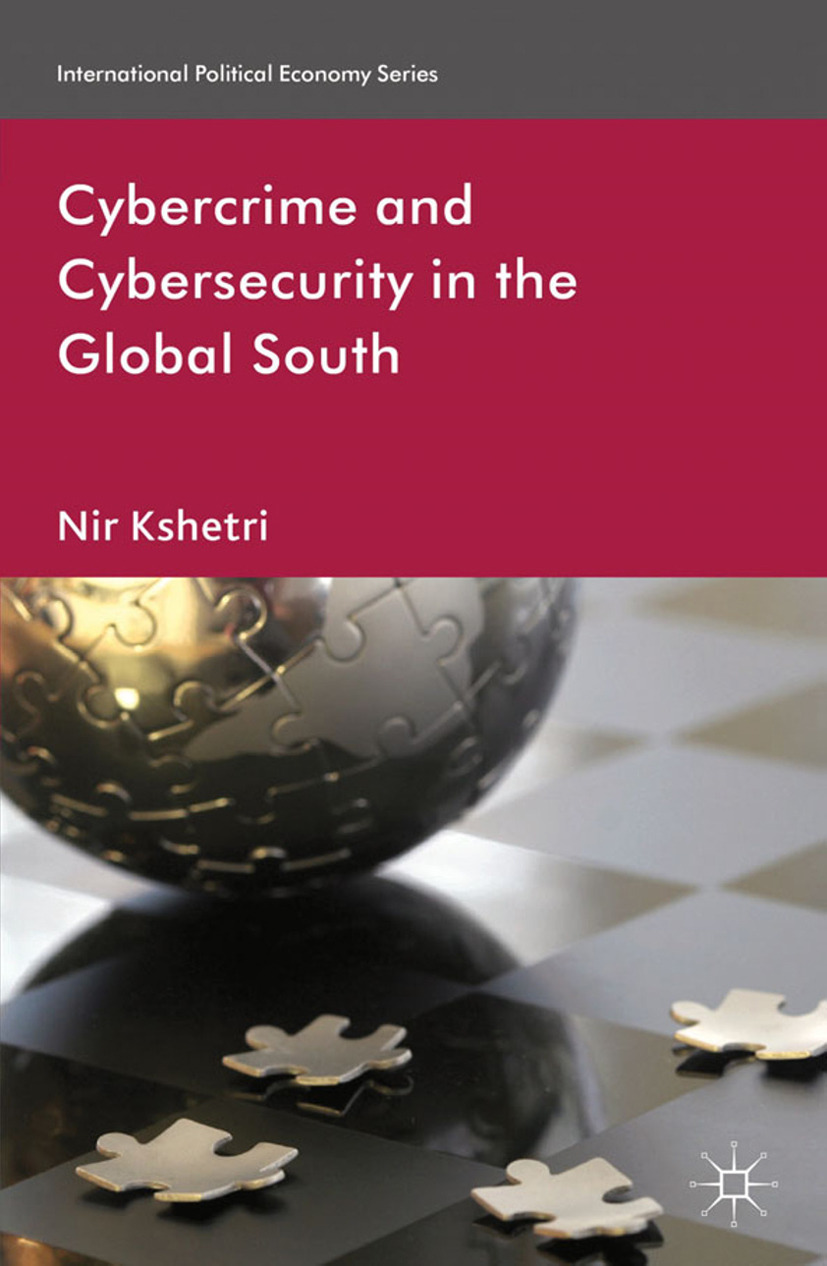 Kshetri, Nir - Cybercrime and Cybersecurity in the Global South, ebook