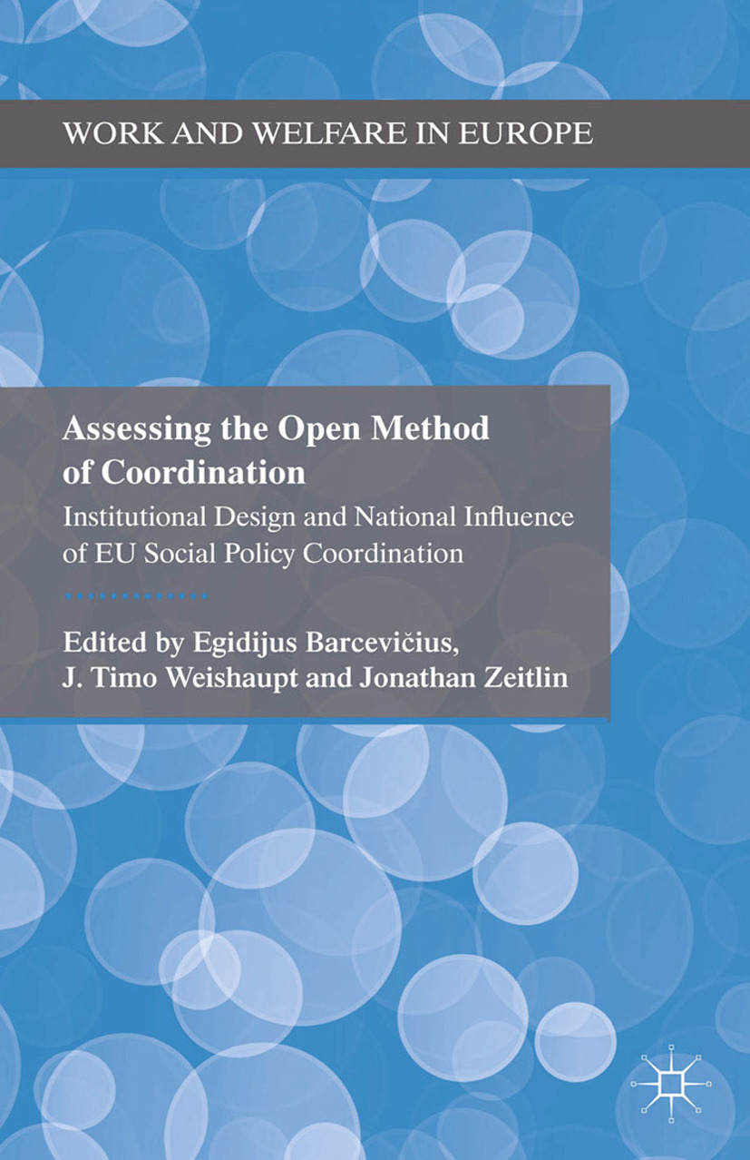 Barcevičius, Egidijus - Assessing the Open Method of Coordination, ebook