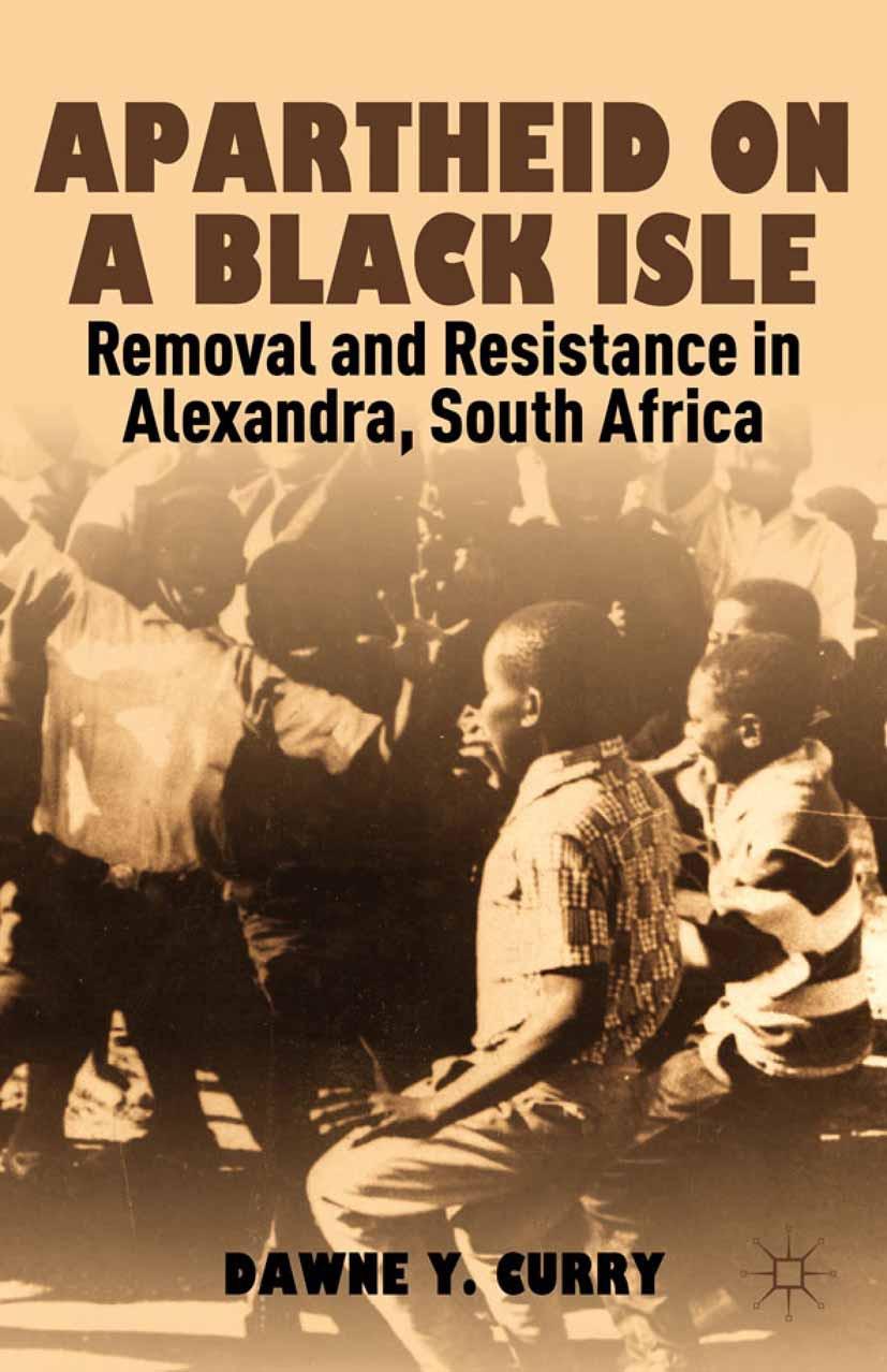 Curry, Dawne Y. - Apartheid on a Black Isle, ebook