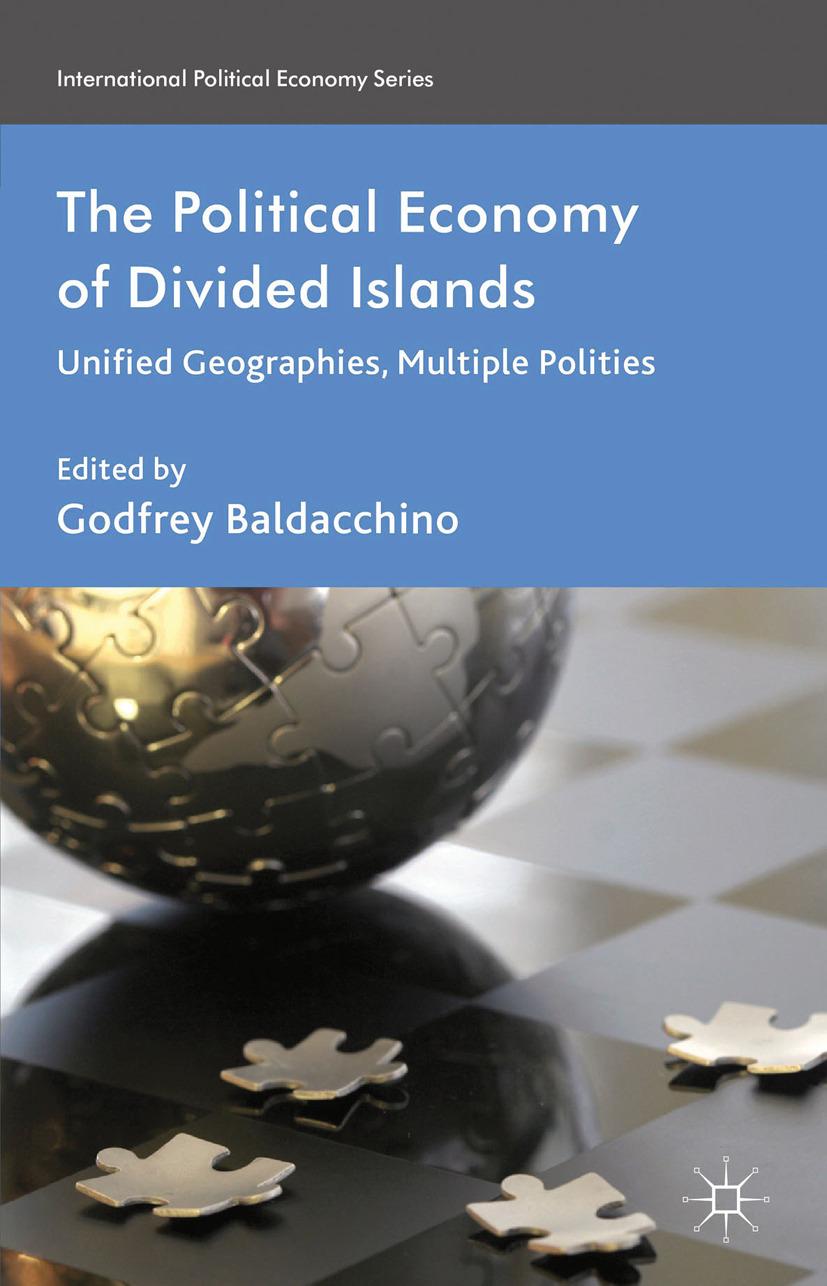 Baldacchino, Godfrey - The Political Economy of Divided Islands, ebook
