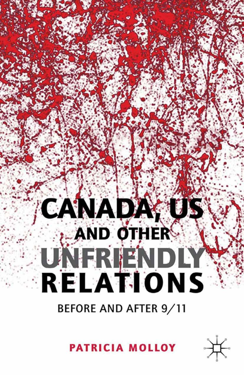 Molloy, Patricia - Canada/US and Other Unfriendly Relations, ebook