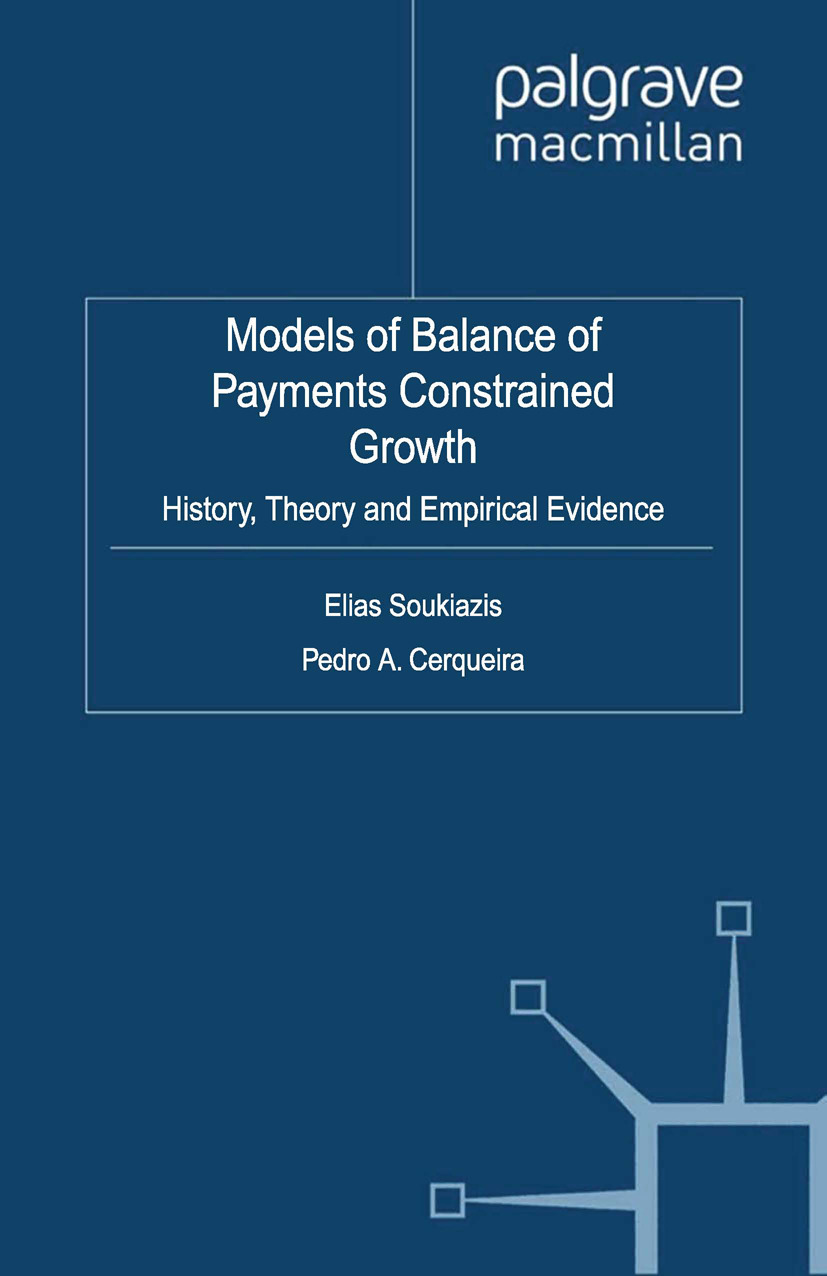 Cerqueira, Pedro A. - Models of Balance of Payments Constrained Growth, ebook