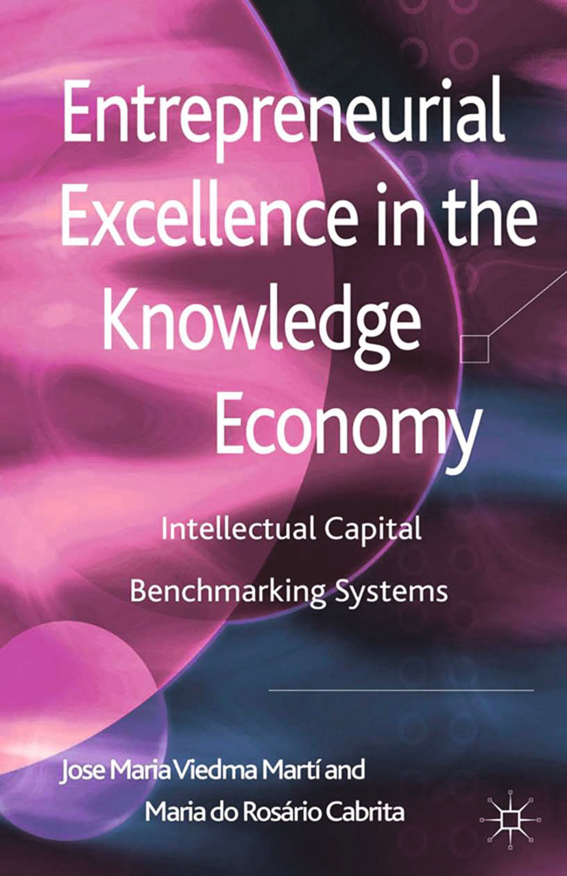 Cabrita, Maria Rosário - Entrepreneurial Excellence in the Knowledge Economy, ebook