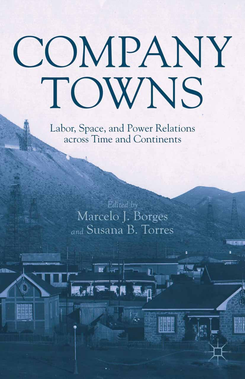 Borges, Marcelo J. - Company Towns, ebook