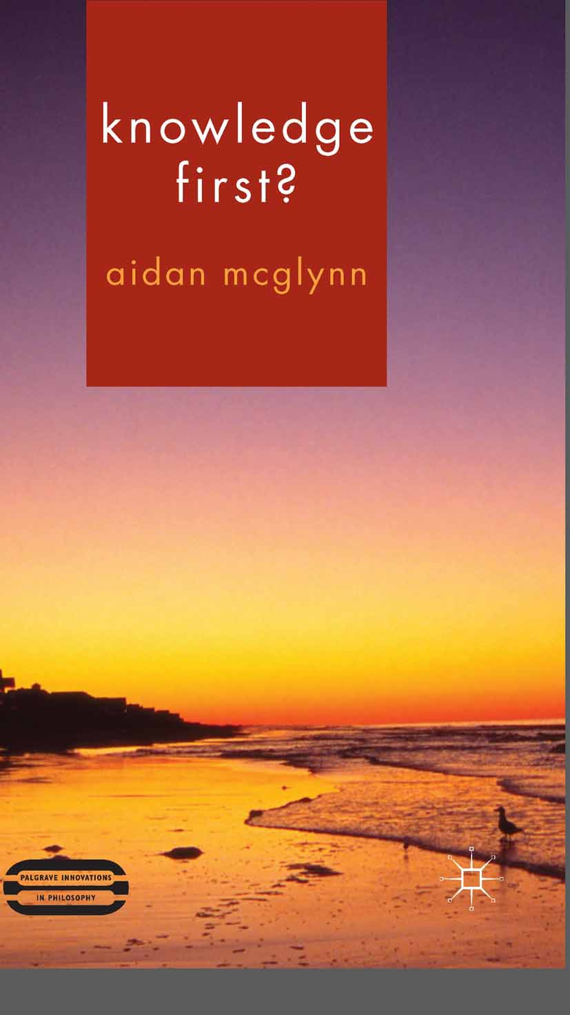 McGlynn, Aidan - Knowledge First?, ebook