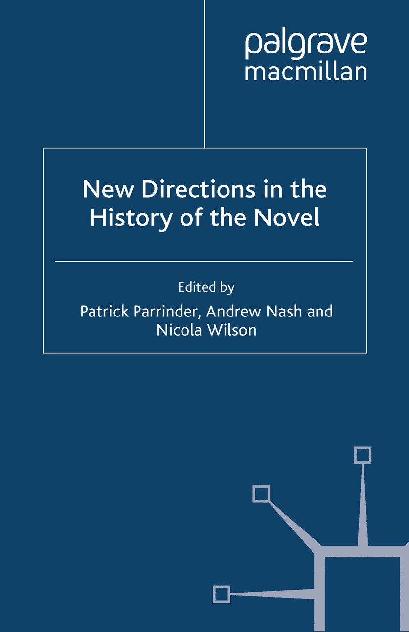 Nash, Andrew - New Directions in the History of the Novel, e-kirja