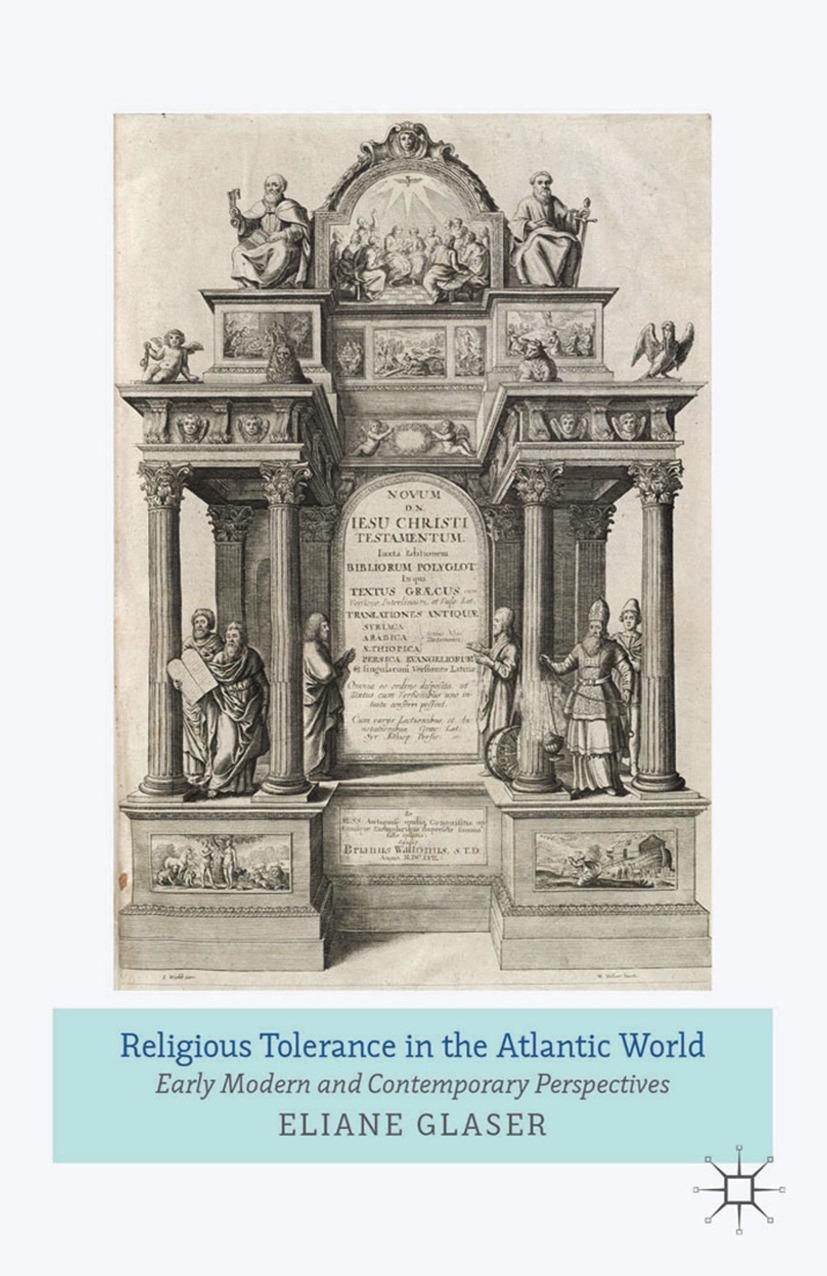 Glaser, Eliane - Religious Tolerance in the Atlantic World, ebook