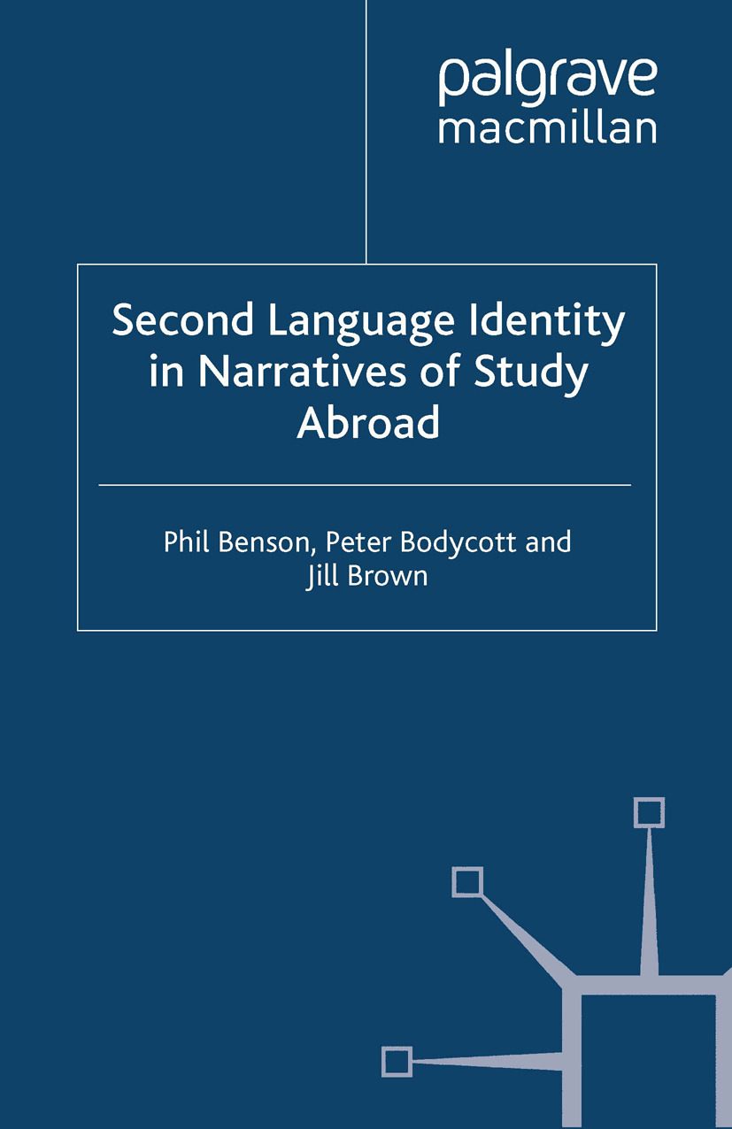 Barkhuizen, Gary - Second Language Identity in Narratives of Study Abroad, ebook