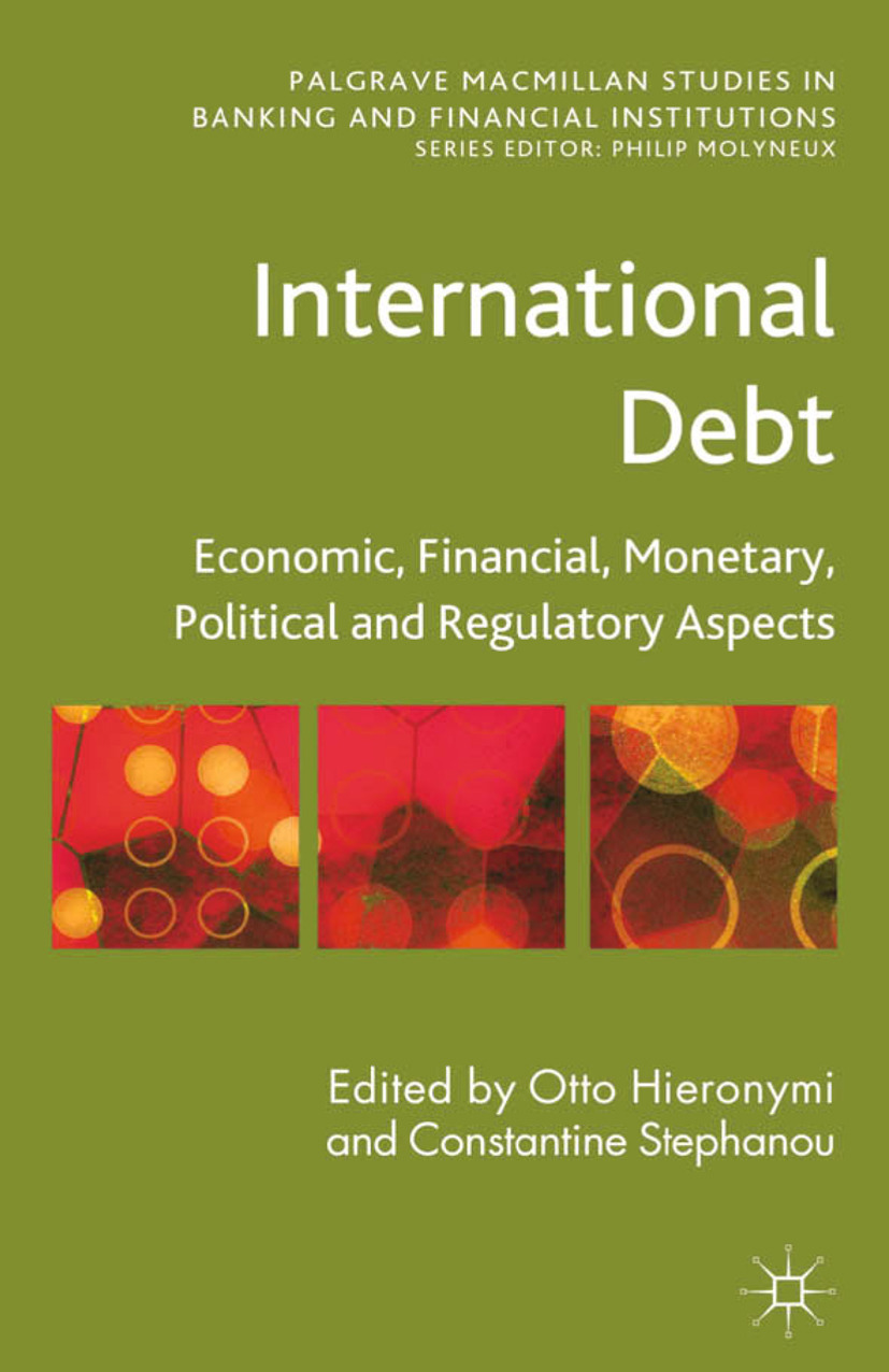 Hieronymi, Otto - International Debt, ebook