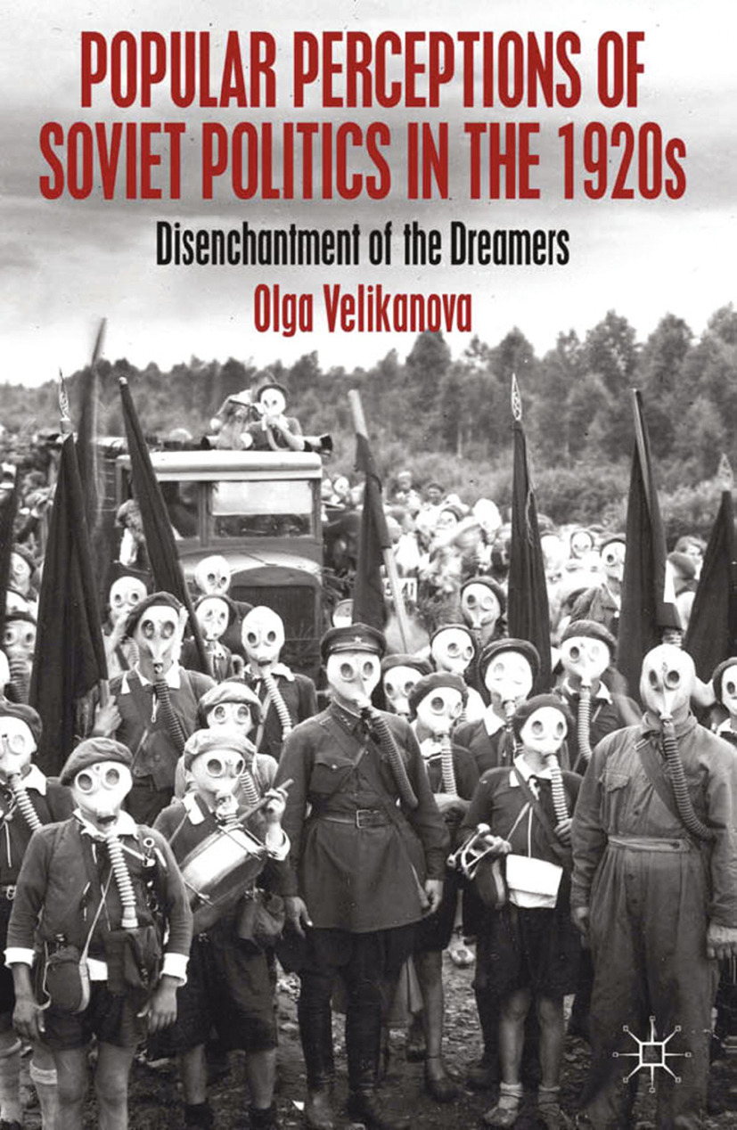 Velikanova, Olga - Popular Perceptions of Soviet Politics in the 1920s, ebook