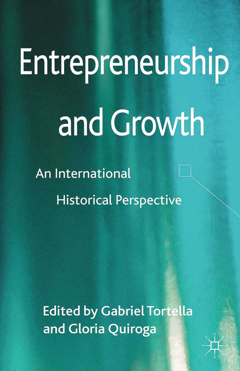 Quiroga, Gloria - Entrepreneurship and Growth, ebook