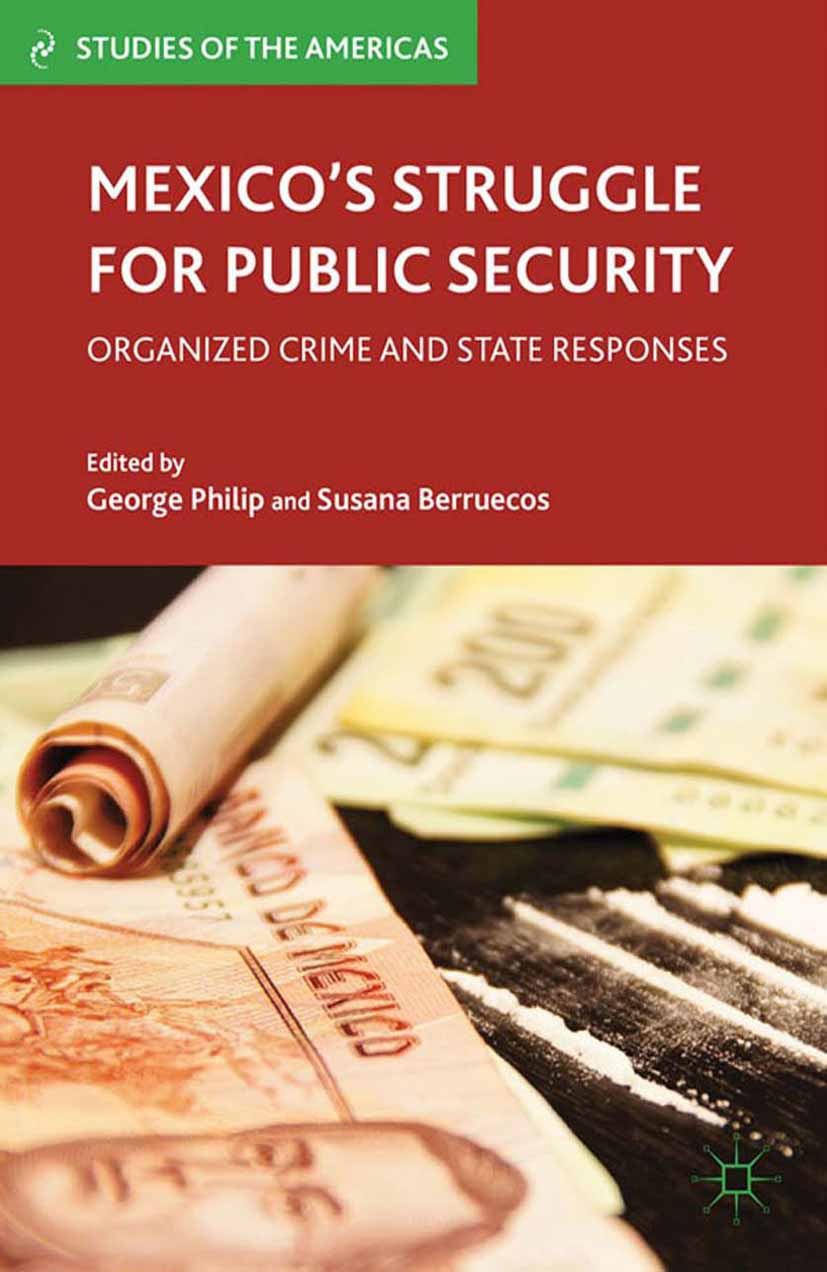 Berruecos, Susana - Mexico's Struggle for Public Security, ebook