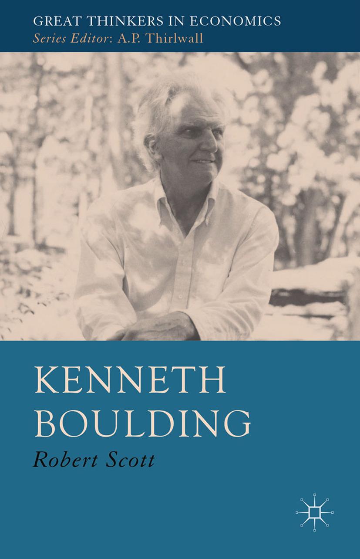 Scott, Robert - Kenneth Boulding, ebook