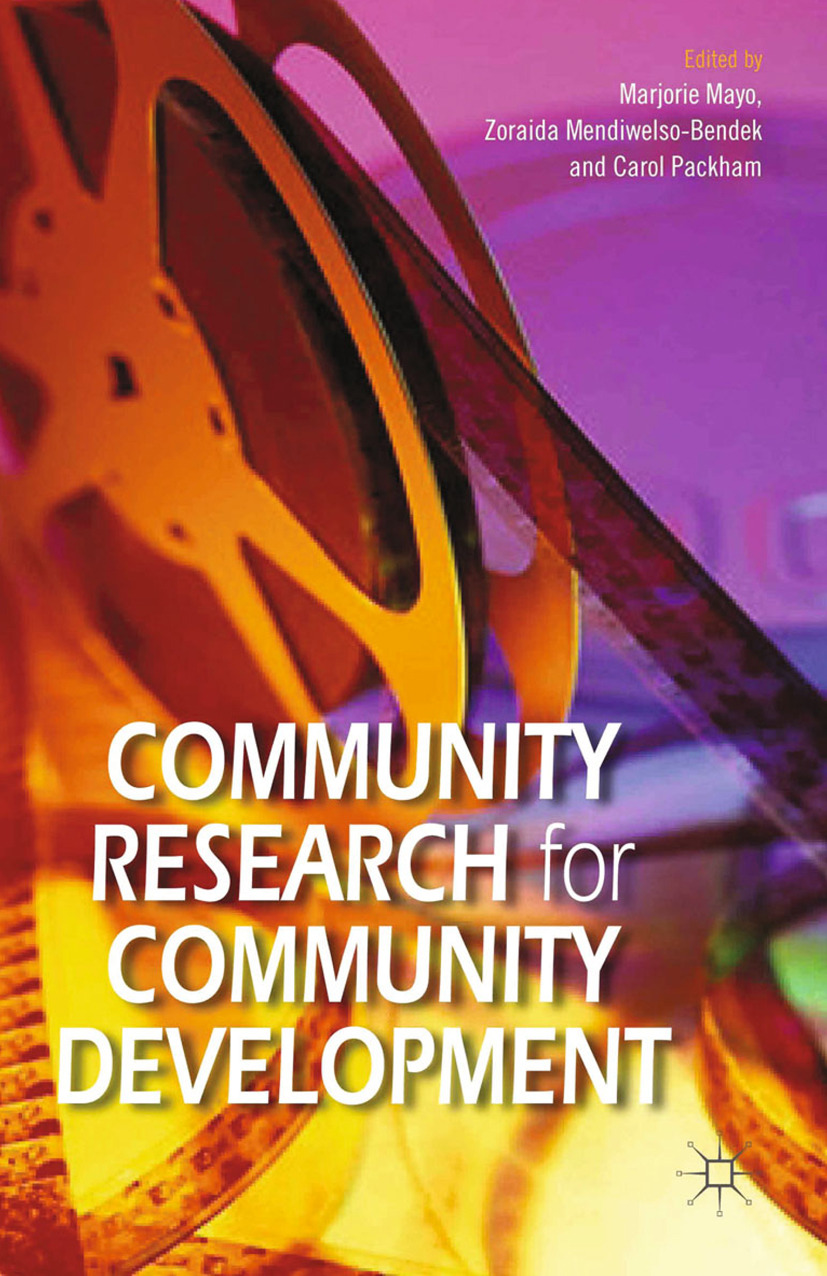 Mayo, Marjorie - Community Research for Community Development, ebook