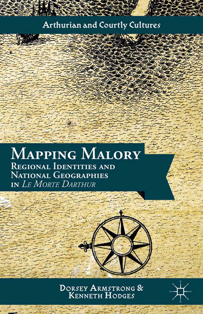 Armstrong, Dorsey - Mapping Malory, ebook