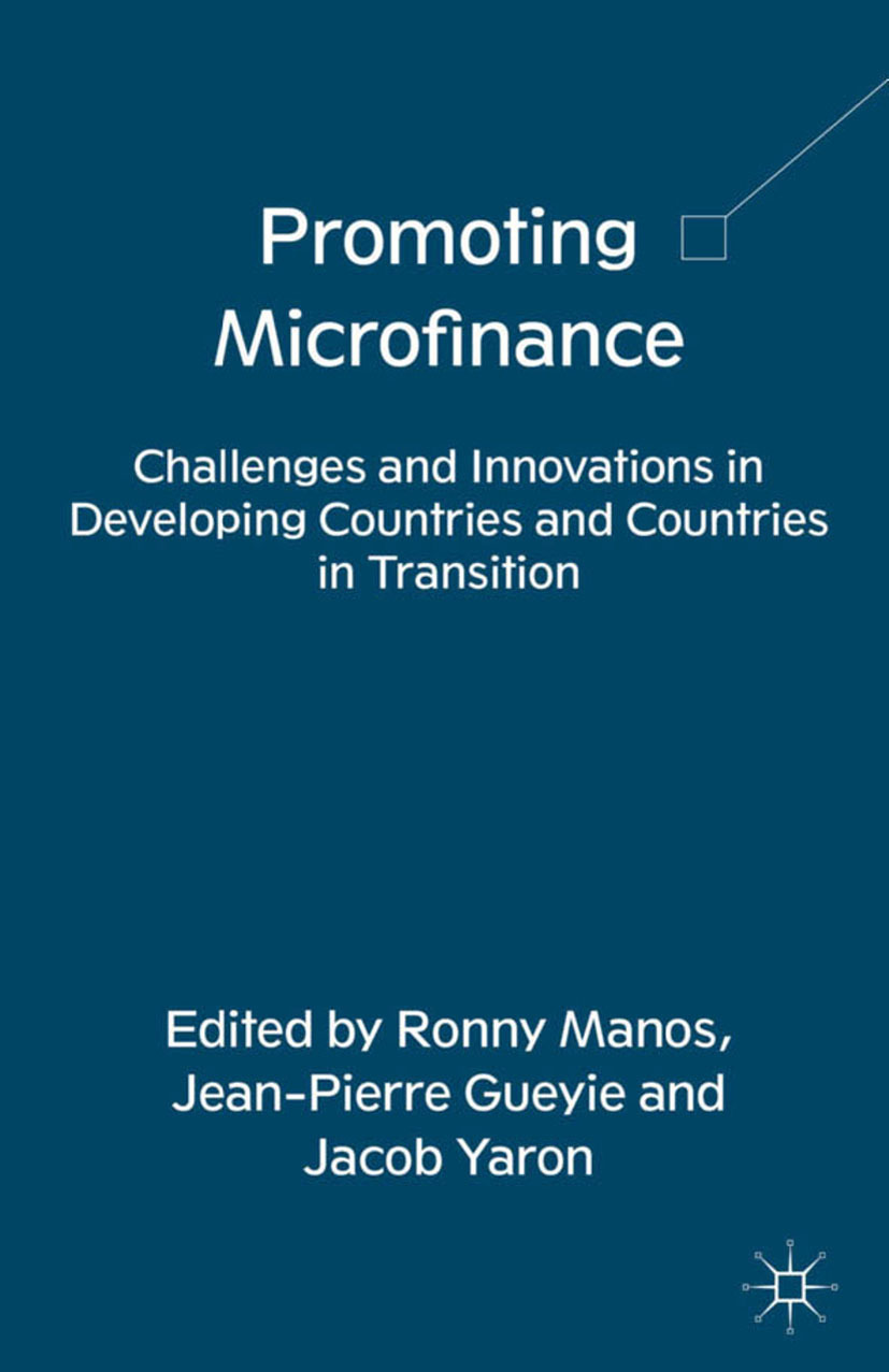 Gueyié, Jean-Pierre - Promoting Microfinance, ebook