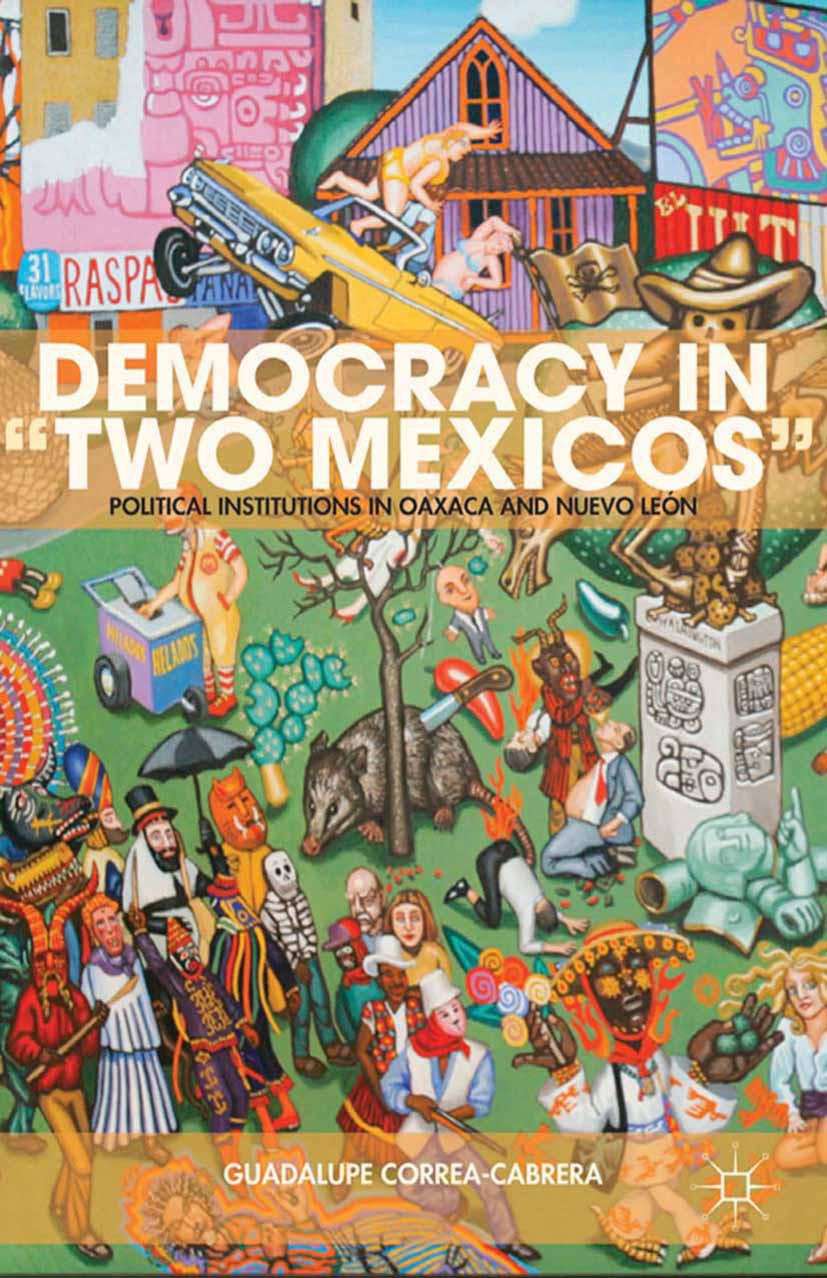 "Correa-Cabrera, Guadalupe - Democracy in ""Two Mexicos"", ebook"