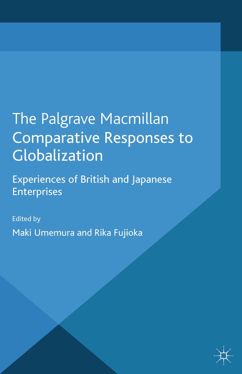 Fujioka, Rika - Comparative Responses to Globalization, ebook