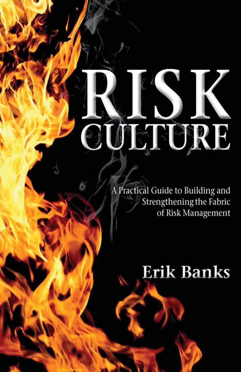Banks, Erik - Risk Culture, ebook