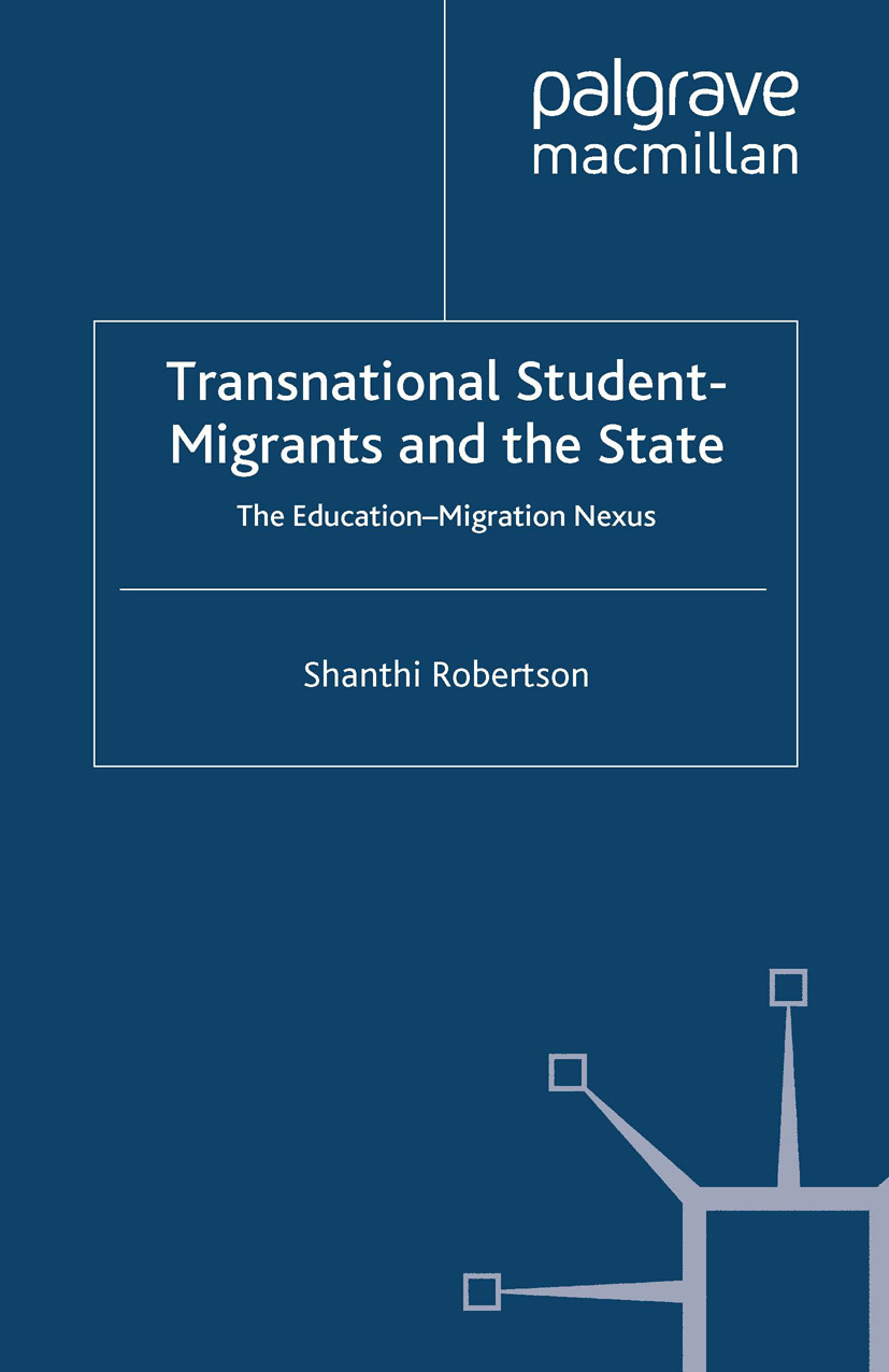 Robertson, Shanthi - Transnational Student-Migrants and the State, ebook
