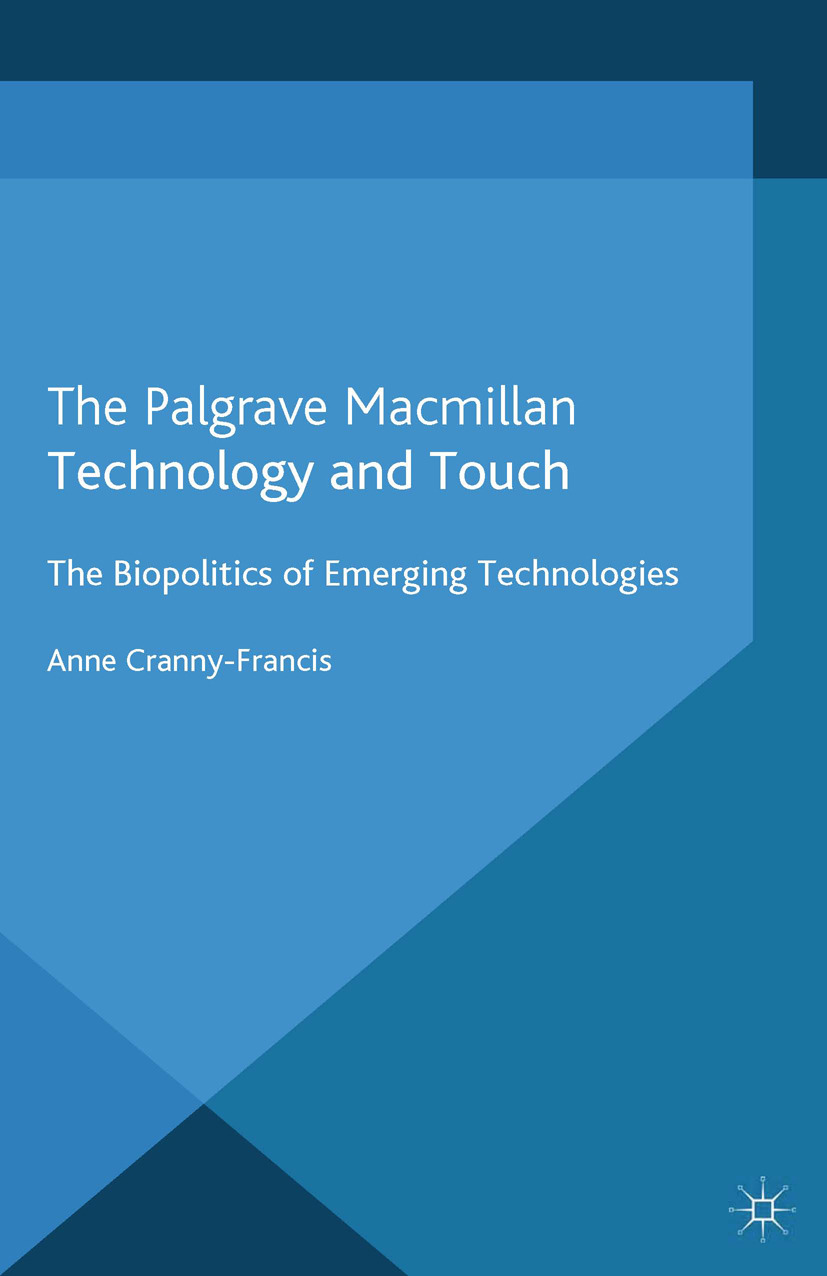 Cranny-Francis, Anne - Technology and Touch, ebook