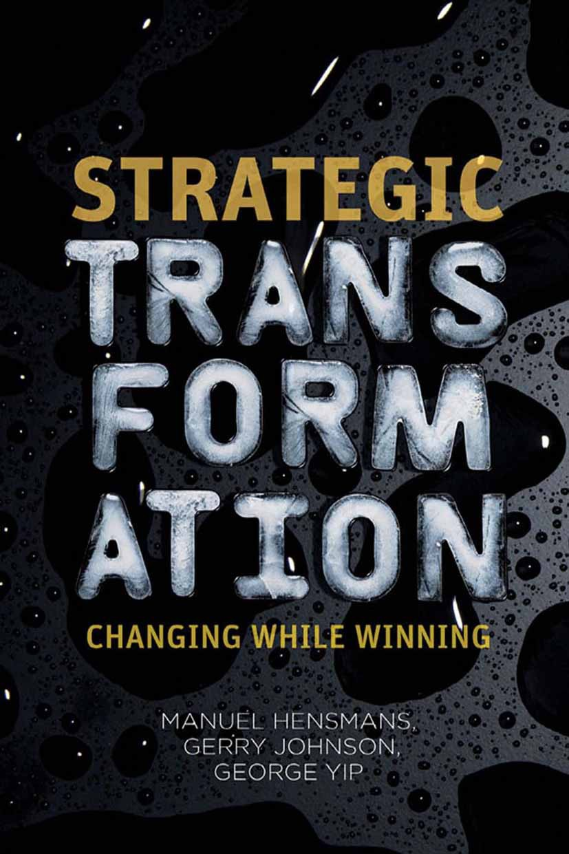 Hensmans, Manuel - Strategic Transformation, ebook