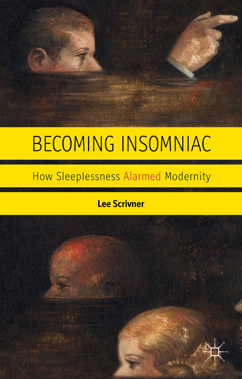 Scrivner, Lee - Becoming Insomniac, ebook