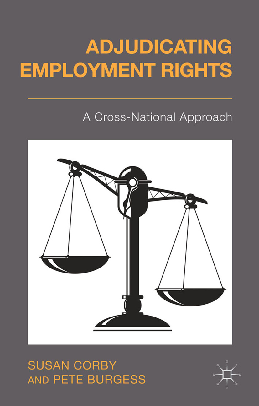 Burgess, Pete - Adjudicating Employment Rights, ebook