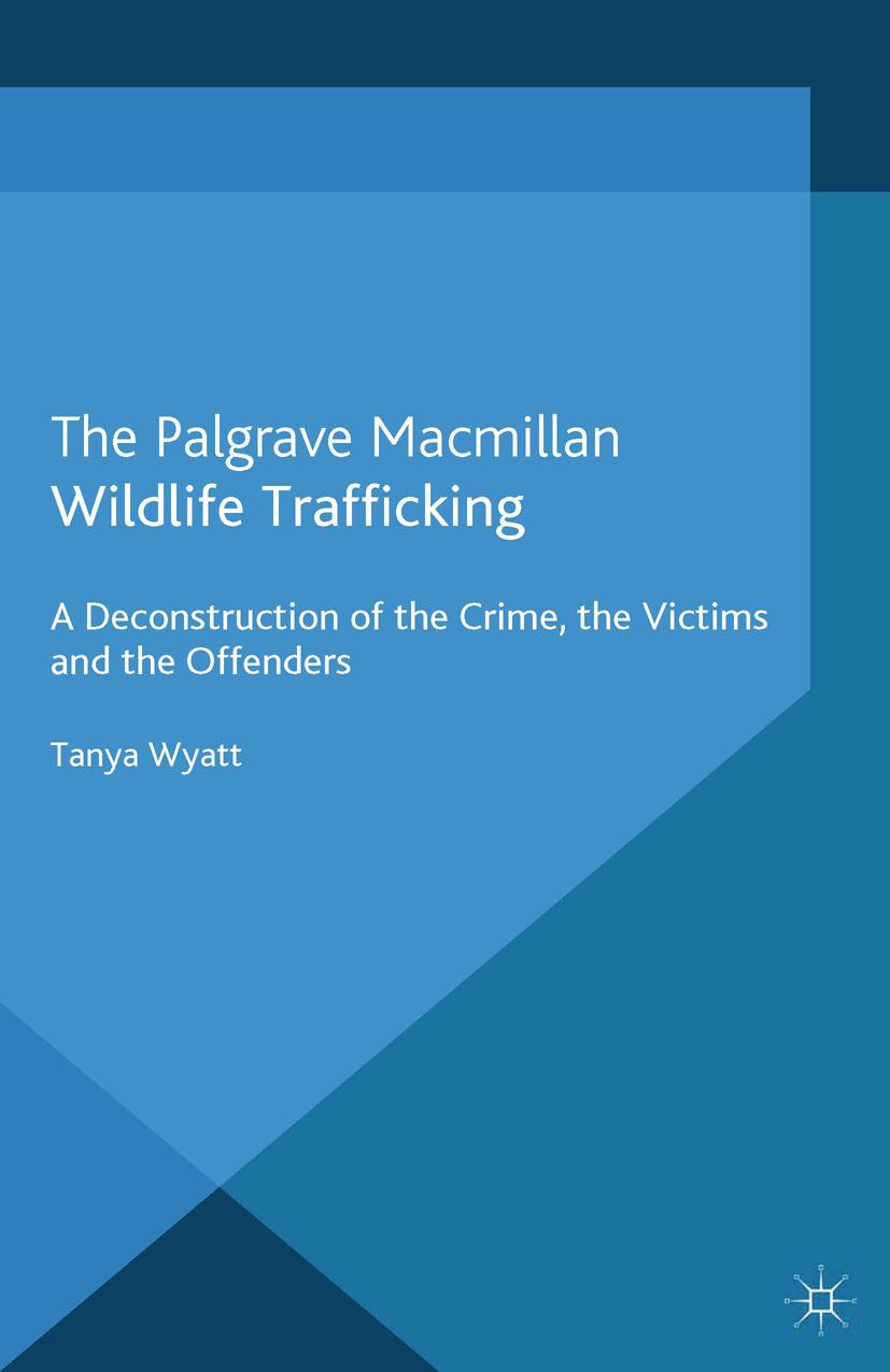 Wyatt, Tanya - Wildlife Trafficking, ebook