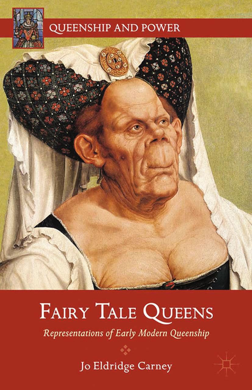 Carney, Jo Eldridge - Fairy Tale Queens, ebook