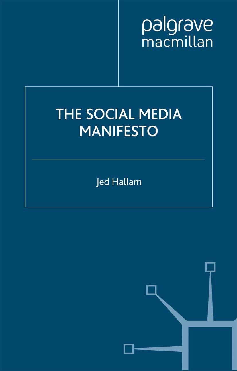 Hallam, Jed - The Social Media Manifesto, ebook