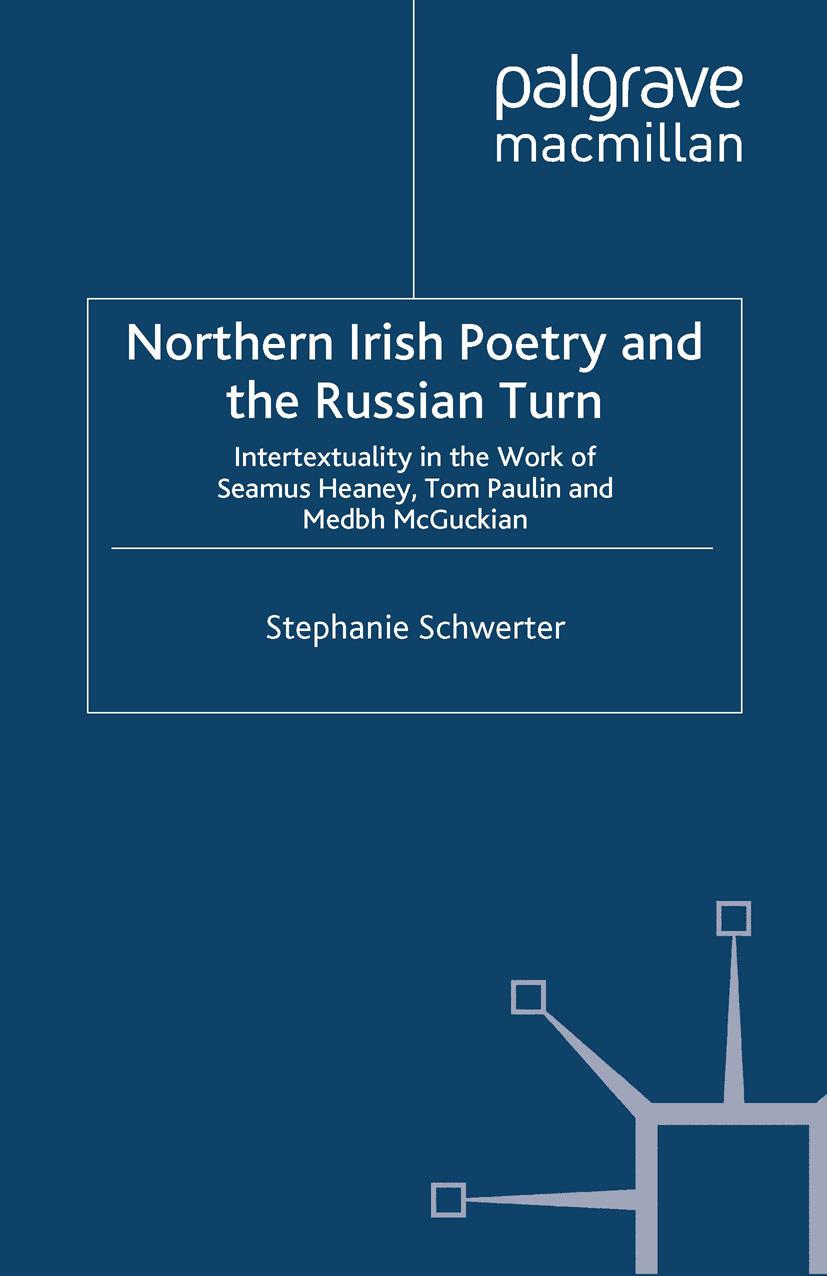 Schwerter, Stephanie - Northern Irish Poetry and the Russian Turn, ebook