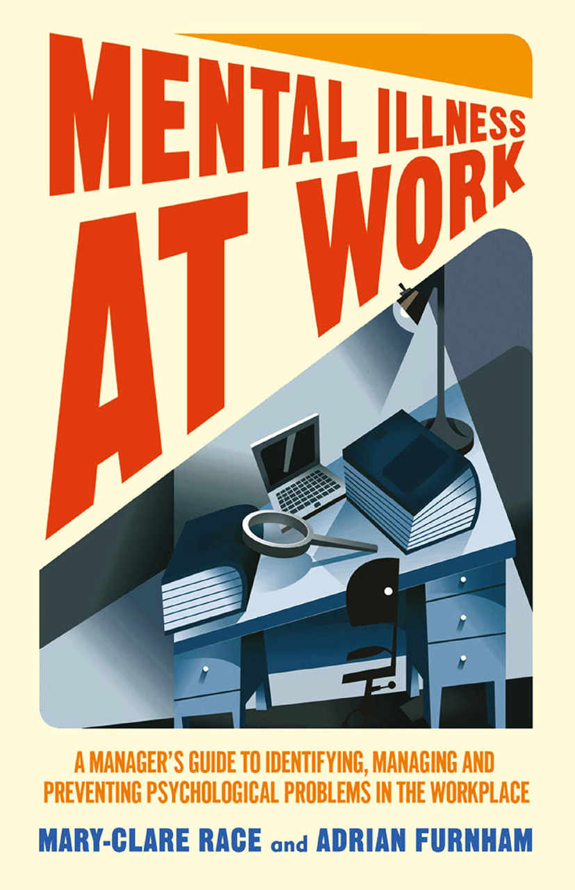 Furnham, Adrian - Mental Illness at Work, ebook