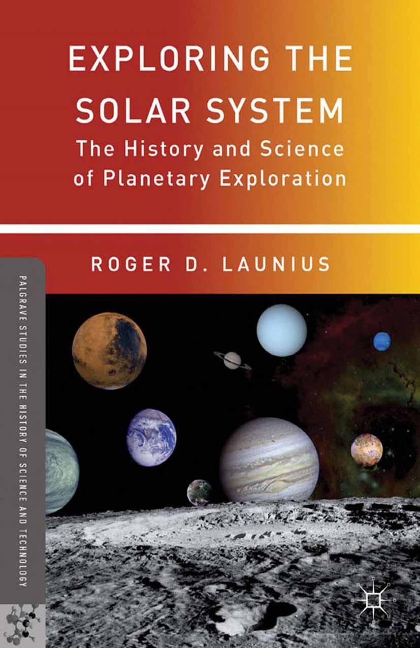 Launius, Roger D. - Exploring the Solar System, ebook