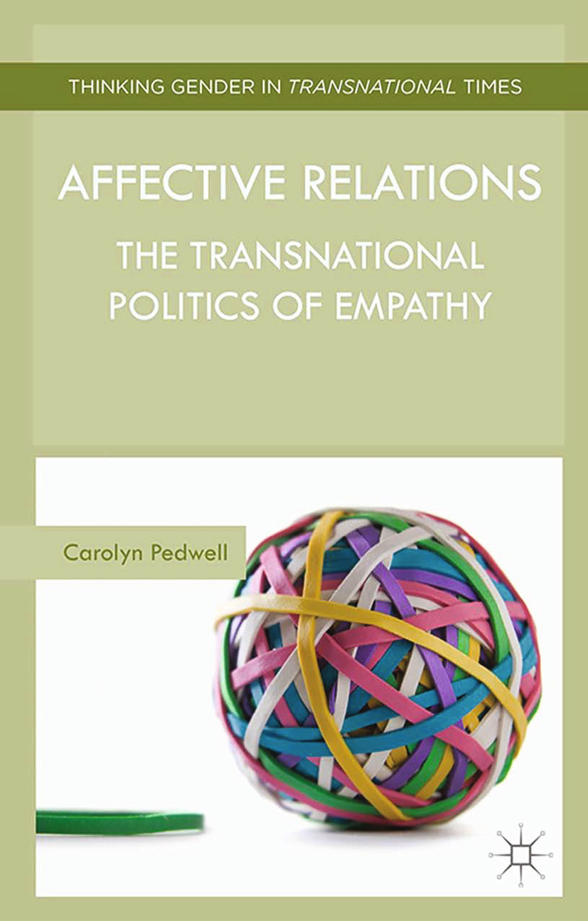 Pedwell, Carolyn - Affective Relations, ebook