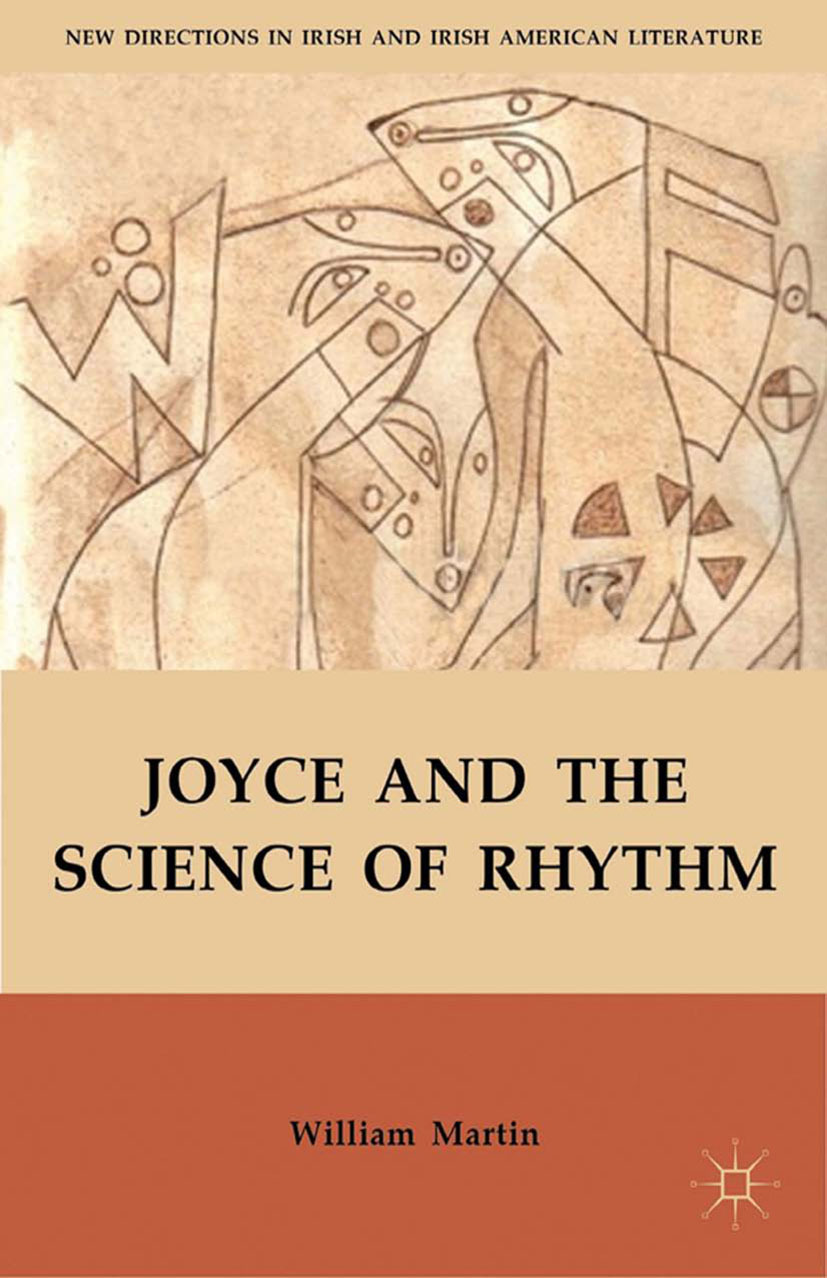 Martin, William - Joyce and the Science of Rhythm, ebook