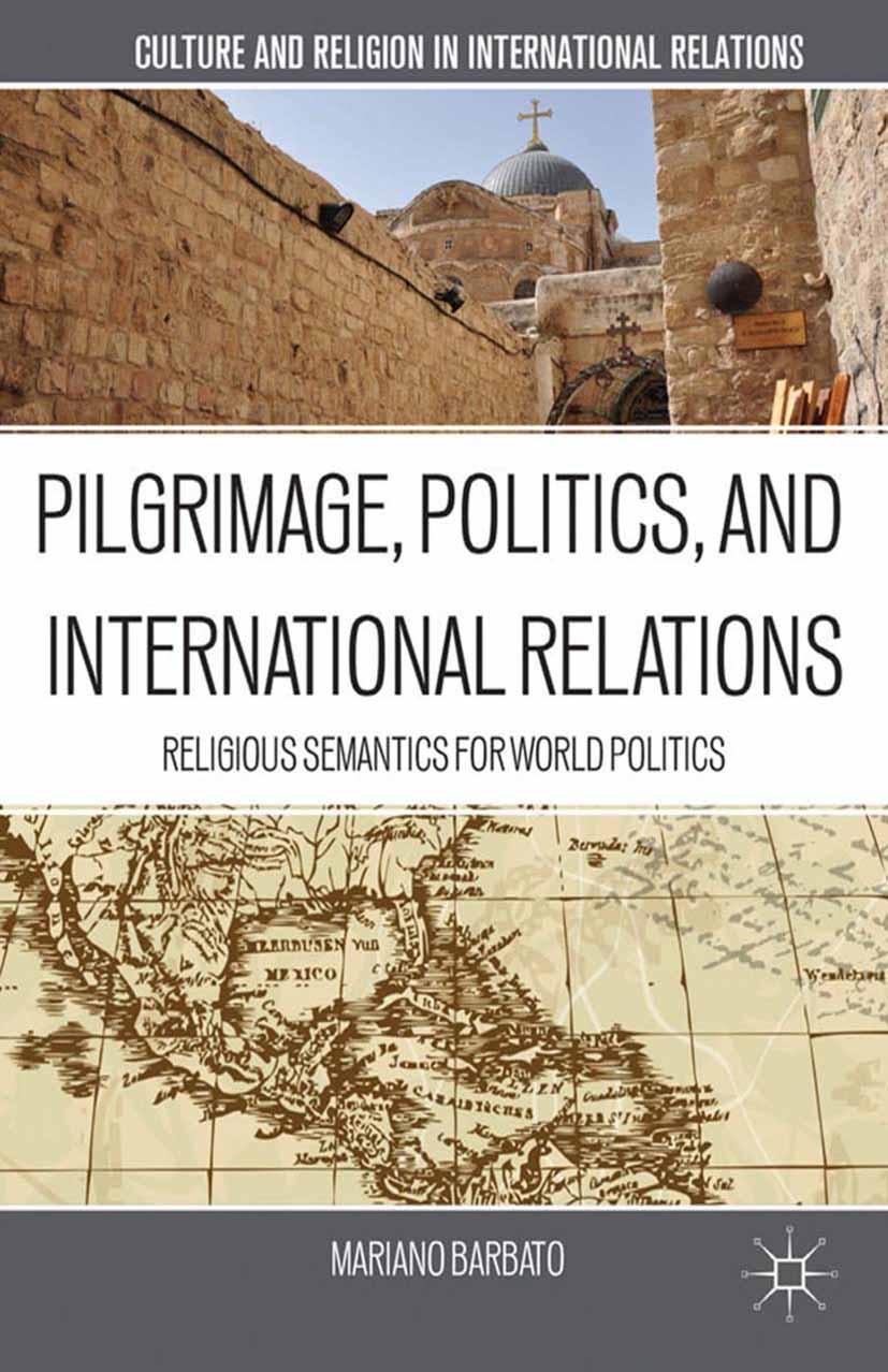Barbato, Mariano - Pilgrimage, Politics, and International Relations, ebook