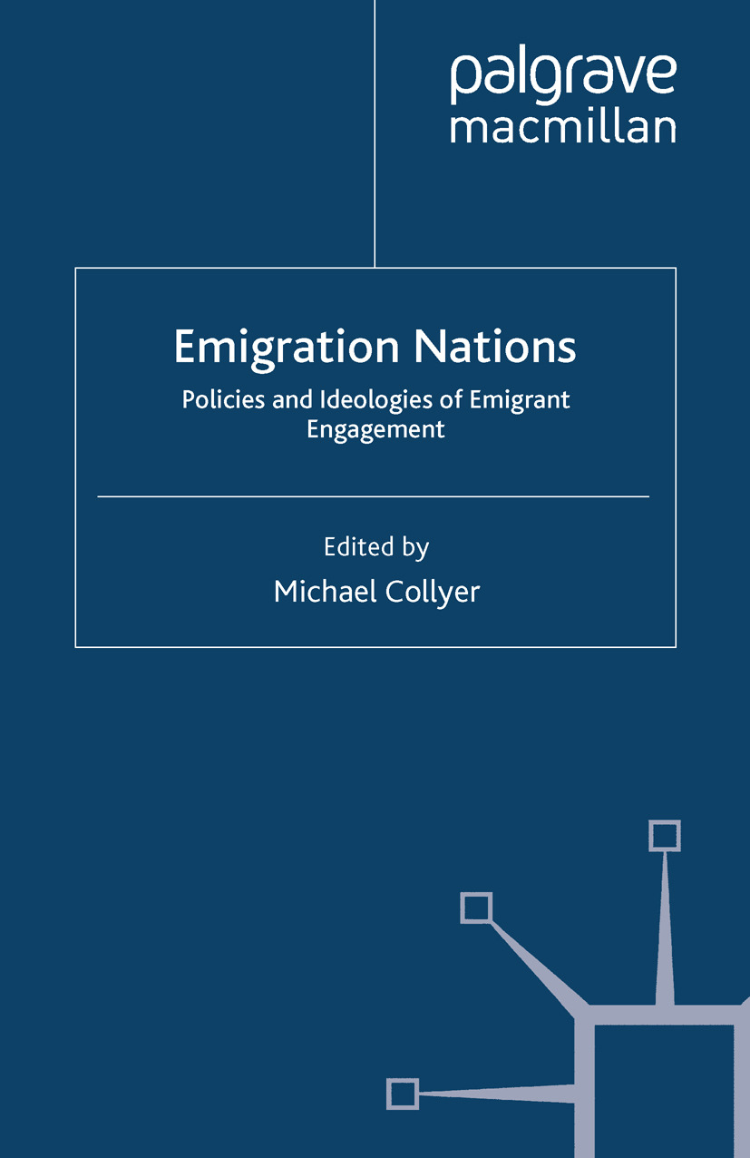 Collyer, Michael - Emigration Nations, ebook