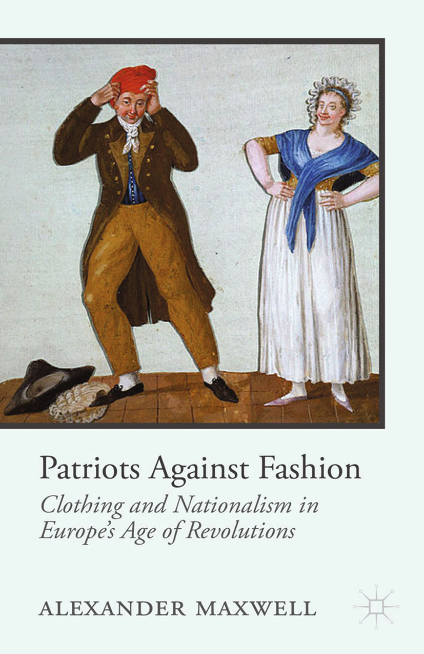 Maxwell, Alexander - Patriots Against Fashion, ebook