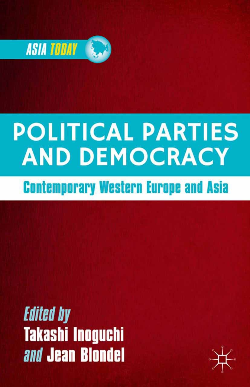 Blondel, Jean - Political Parties and Democracy, ebook
