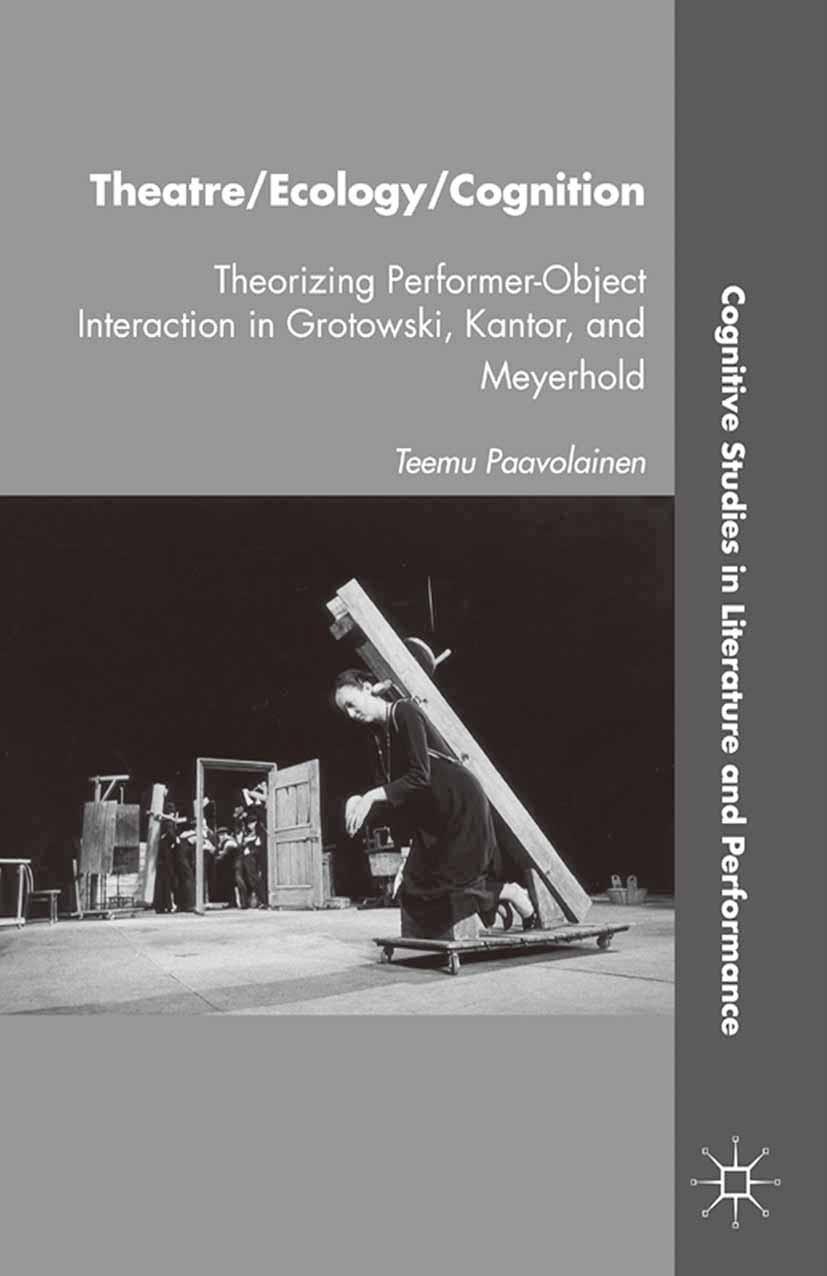 Paavolainen, Teemu - Theatre/Ecology/Cognition, ebook