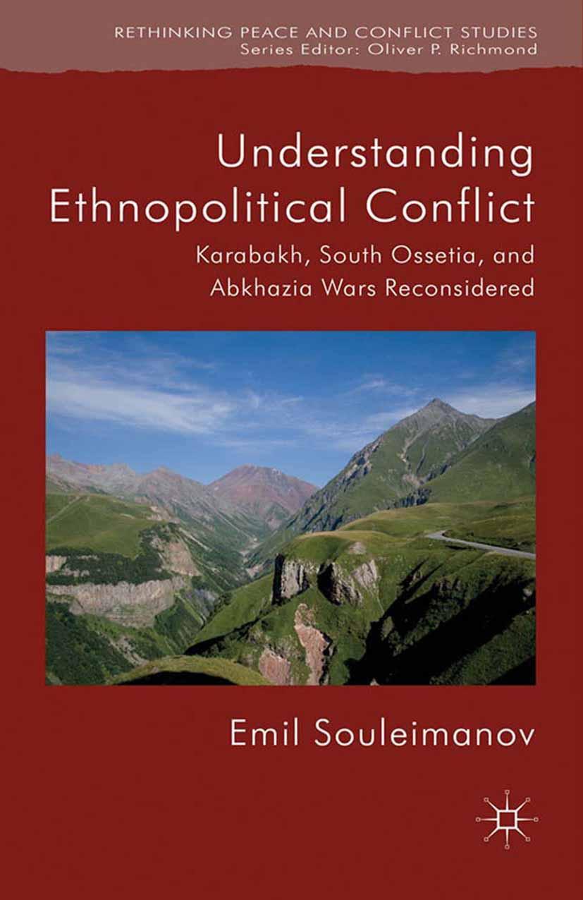 Souleimanov, Emil - Understanding Ethnopolitical Conflict, ebook