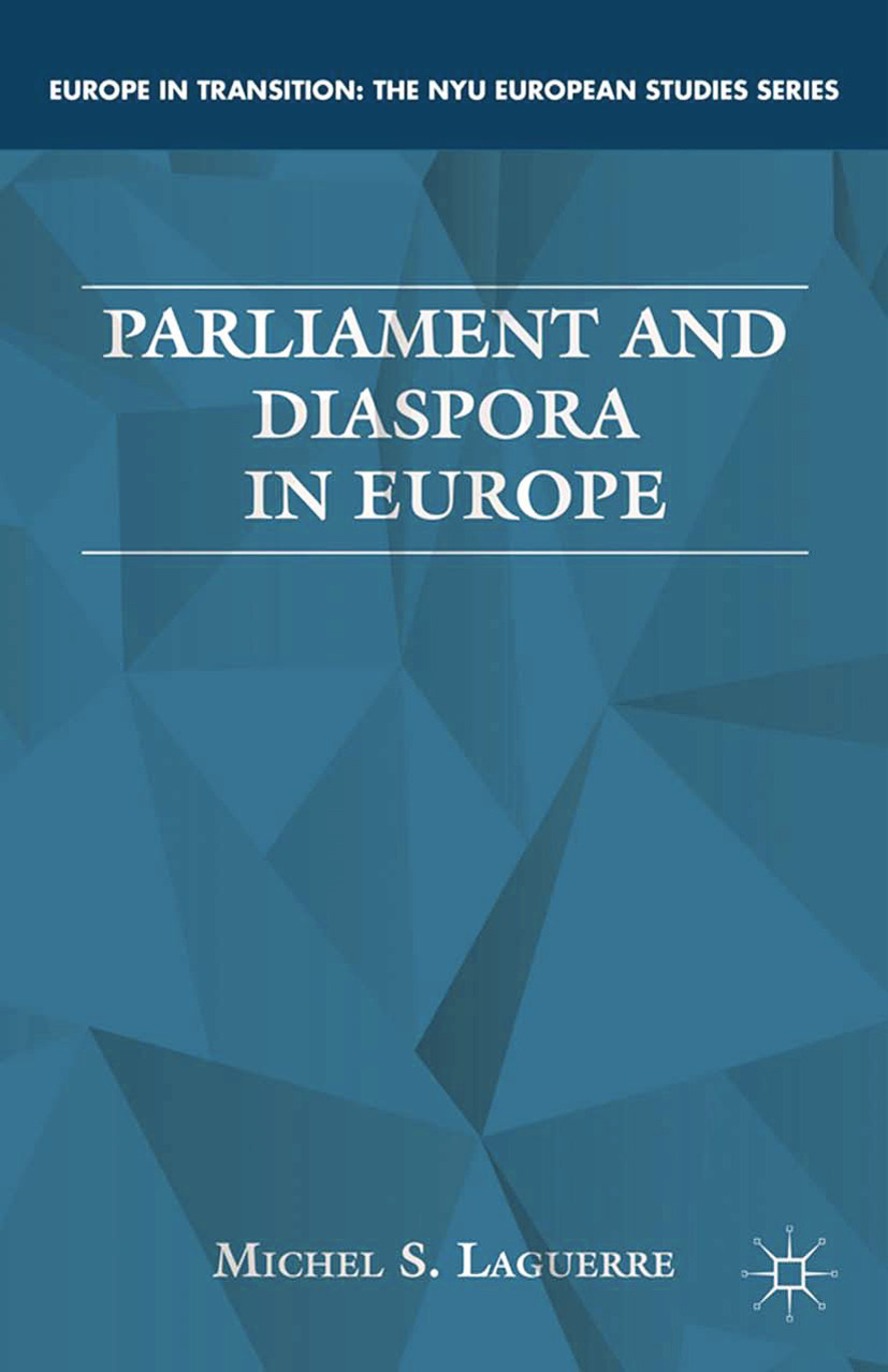 Laguerre, Michel S. - Parliament and Diaspora in Europe, ebook