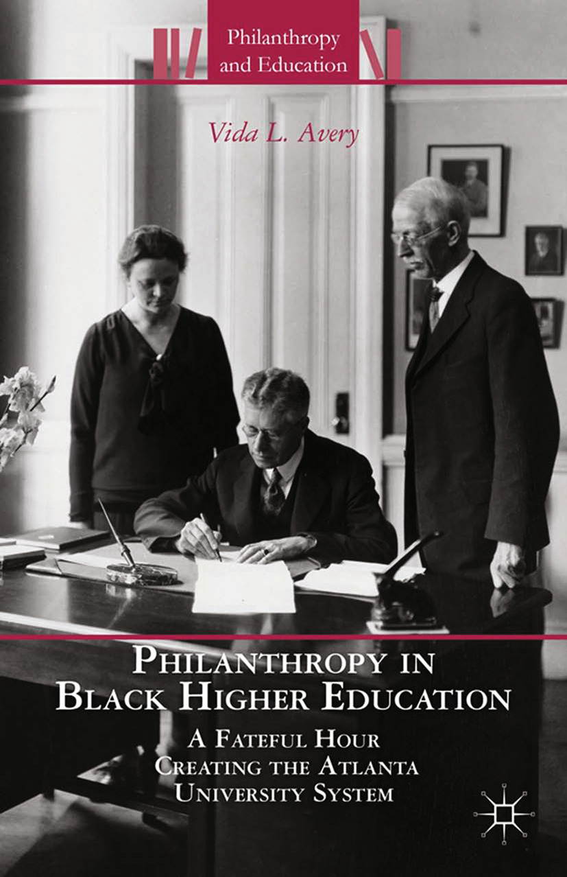 Avery, Vida L. - Philanthropy in Black Higher Education, ebook