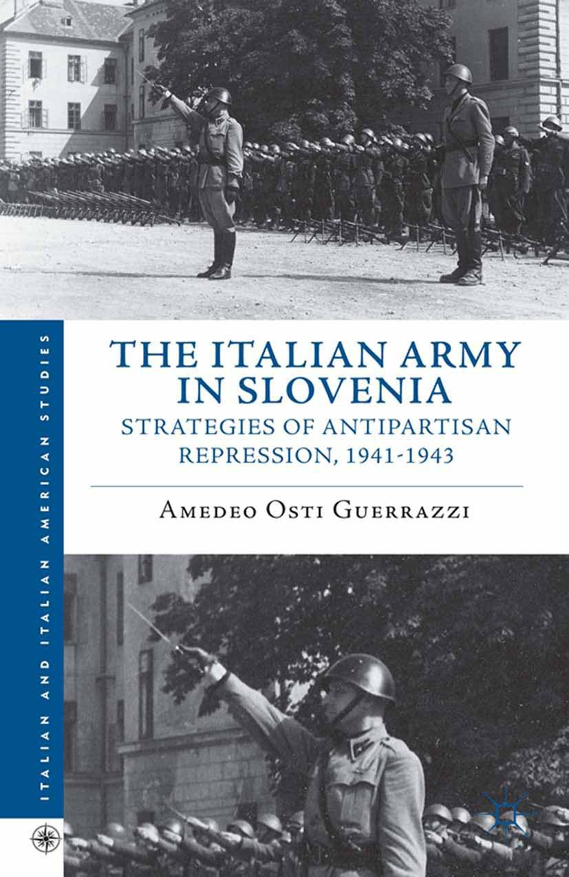Guerrazzi, Amedeo Osti - The Italian Army in Slovenia, ebook